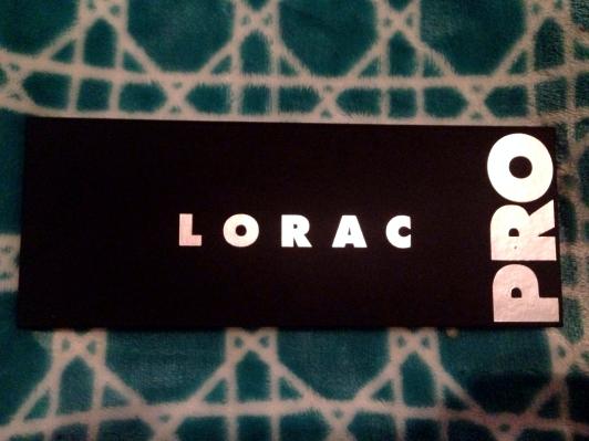LORAC Palette