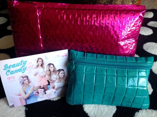 Octoer Ipsy Bag